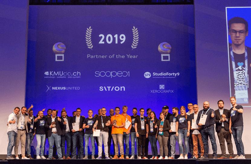 Partner ot the Year 2019