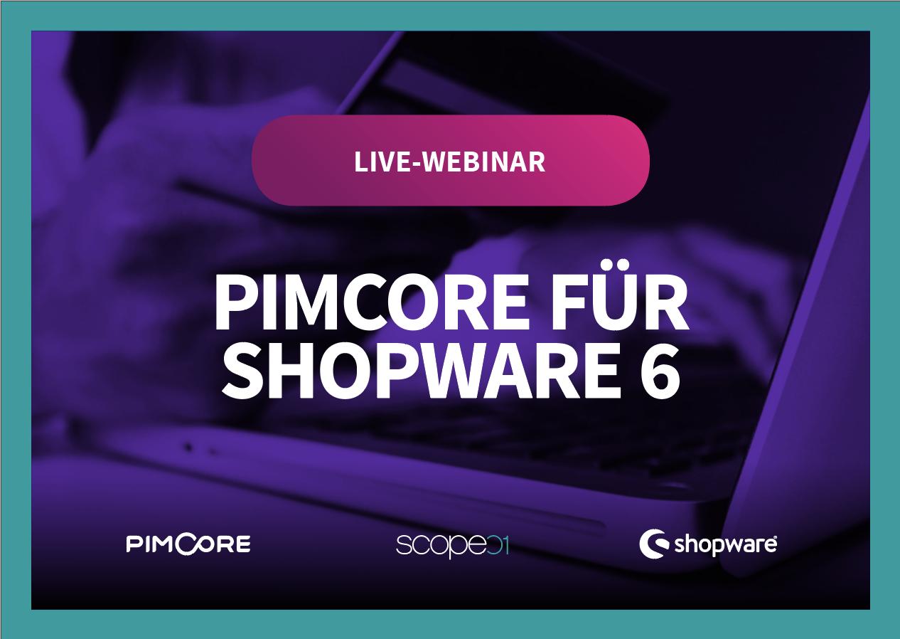 Pimcore PIM Schnittstelle für Shopware 6