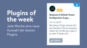 Plugin of the week