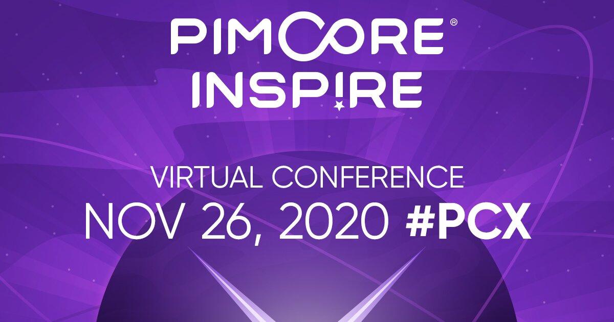 Pimcore Inspire 2020