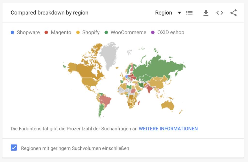 Internationalisierung mit Shopware