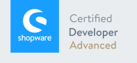 Shopware 5 Certified Developer Advanced