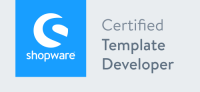 Shopware 5 Certified Template Developer